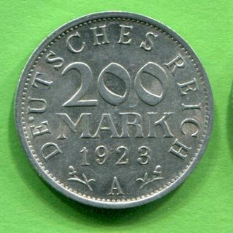 200 марок 1923