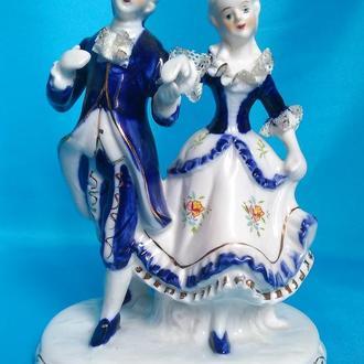 Статуэтка Танцующая пара. Германия