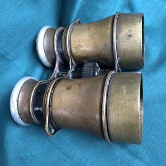 бинокль латунь пмв (№910)