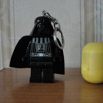 Лего,Брелок-фонарик, Дарт Вейдер