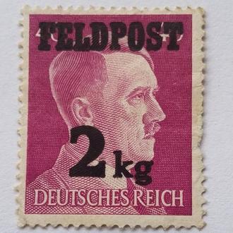Германия 3 й рейх  1944 г  Гитлер