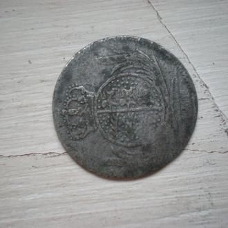 6 крейцеров серебро 1811