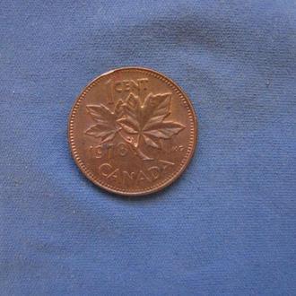 Канада 1 цент 1978 год