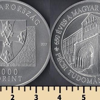 Венгрия 2000 форинтов 2017