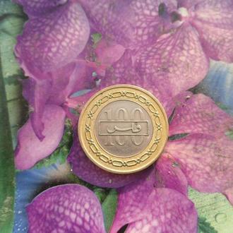Бахреин 100филс 2001г