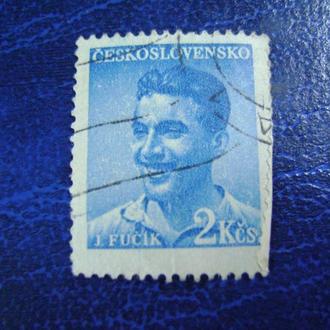 Чехословакия.