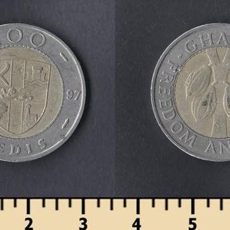 Гана 100 седи 1997