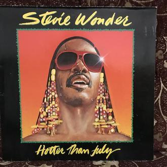 LP Stevie Wonder  Hotter Than July GF OIS Германия