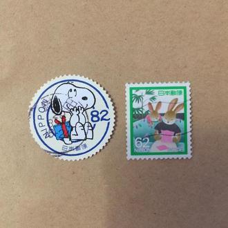 Япония/ фауна/ мультфильмы/ снупи/ кролик