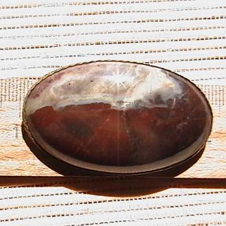 Брошь №320. Натуральный камень.