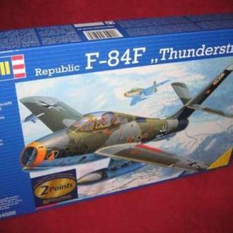 """F-84F """"Thunderstreak"""" 1/48 revell"""