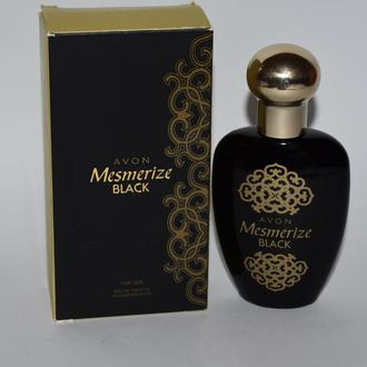 Avon Mezmerize black for Her  eau de toilette 50 мл оригинал
