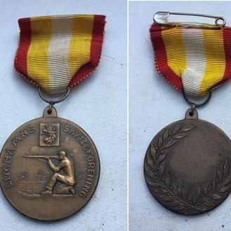 медаль стрелка, Швеция