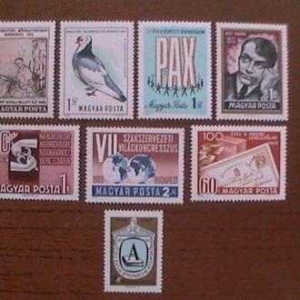 Венгрия 1969 События и даты