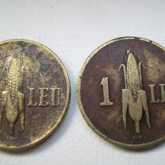 1 лея 1938, 1940 г.