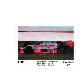 Вкладыш Turbo 97