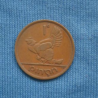 Ирландия 1 пенни 1941 г