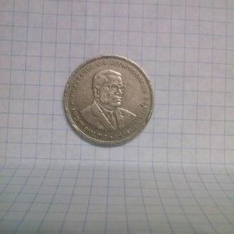 Маврикий 5 рупий