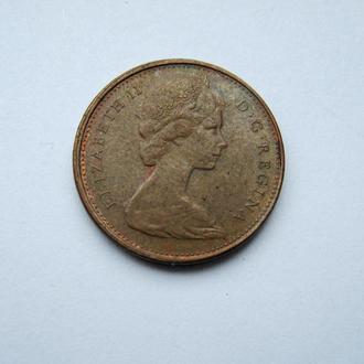 1 цент = 1978 г. = Канада =