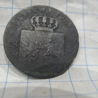 Польские восстание 10 грош 1831 год