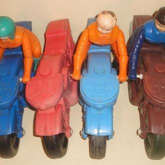 4 Мотоцикла из СССР