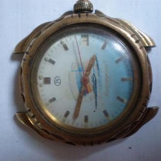 часы Восток Командирские рабочий баланс 03065
