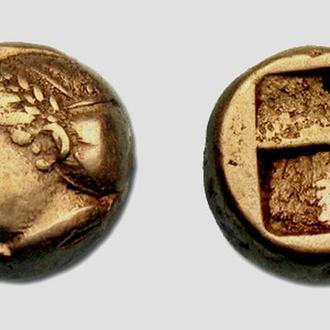 (А)2991 - ИОНИЯ. Фокея (387—326 до н.э.) EL Гекта