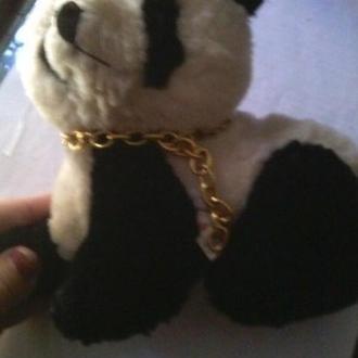 панда опилочная шерсть