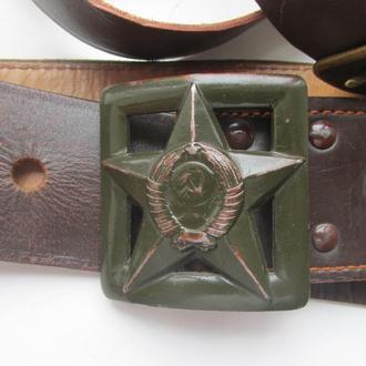 Генеральский ремень 16 лент СССР.