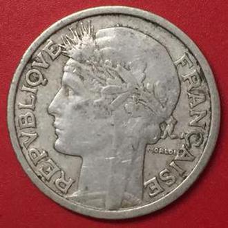 2 франка  1946 год Франция