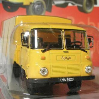 1/43 ROBUR LD 3001. Kultowe Auta PRL-u