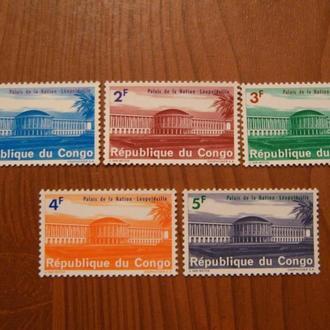 Конго 1964