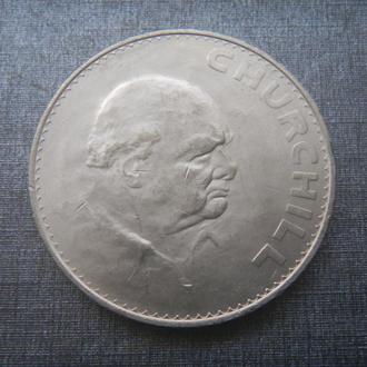 Великобритания Черчиль 1965 (11)