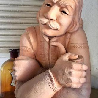 Скульптура авторська Михайла Мурафи http://www.logos.biz.ua/proj/keram/pdf/8485.pdf