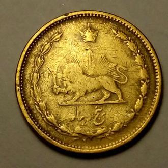 5 динаров 1937 года Иран а2