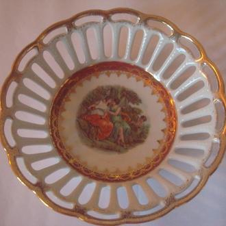 Тарелка ваза Мадонна