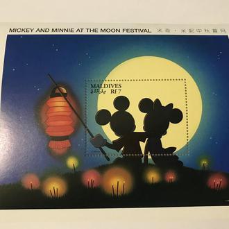 Дисней/ Мальдивы/ Микки маус/ 1996/ лунный фестиваль/ китай/ мультфильмы