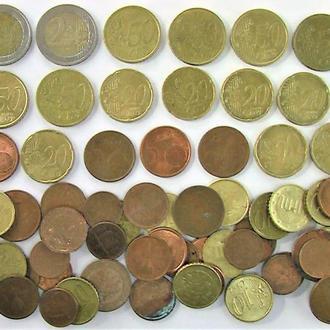 10 евро 51 цент разные