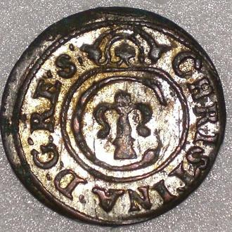 Солид рижский 1645
