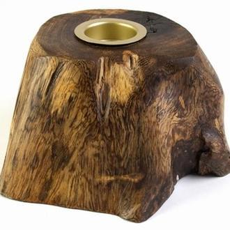 Подсвечник деревянный декоративный  p10206-13