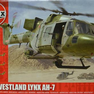 Сборная модель вертолета Lynx AH-7 1:48 Airfix 09101