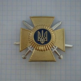 Кокарда ЗСУ сухопутные войска Украина