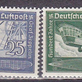Рейх 1938 дирижабли MH