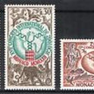 Монако 1972 Наука