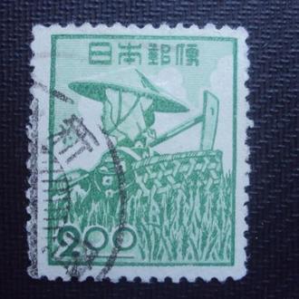 Япония 1948г.гаш.