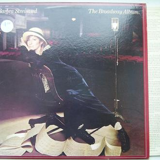 BARBRA STREISAND  The Broadway Album LP EX