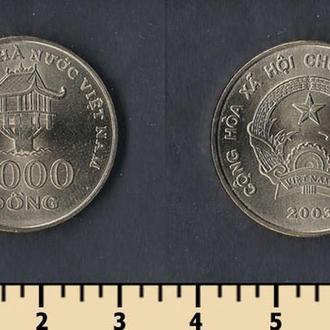 Вьетнам 5000 донг 2003