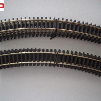 Рельсы радиусные профильные Piko R2 , арт 55212 - 12 шт
