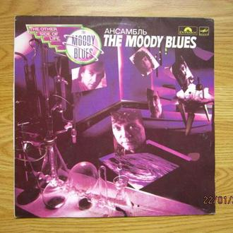 LP The Moody Blues The Other Side Of Life Мелодия Ex+