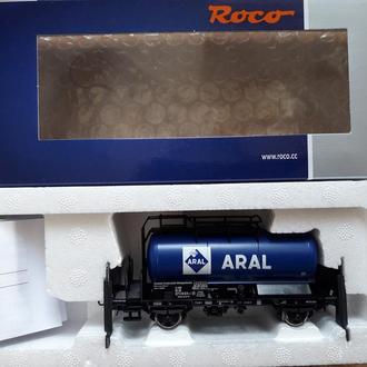Цистерна Roco 56258(подходит к моделям Piko)H0(1:87)